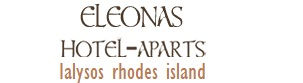 Eleonas rhodes island hotels apartments